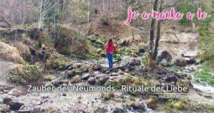 JO A MANKA A TE ••• Zauber des Neumonds, Rituale der Liebe @ Überall wo Du bist!